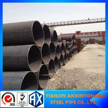 "api 5l gr.b 12"" x 9.5mm steel pipe weld steel pipe mild steel pipe weight and dimension for fishing"