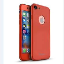 Ipaky 360 Degree Full Body Phone Case for iPhone 7 plus