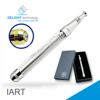 High Quality newly design by Ijoy cartomizer tank changeable atomizer IART