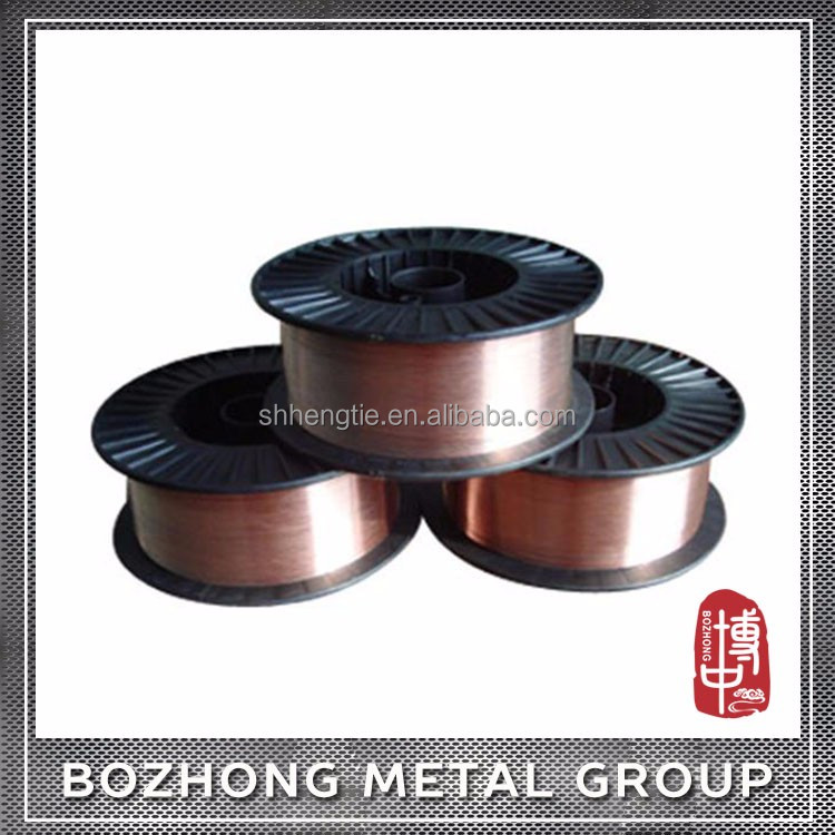 Best Selling China Factory Wholesale ER70S-6/SG2/G3Si1 Fine Stainless Steel Wire