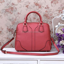 Factory Directly Hot Promotional Trendy Real Leather Handbag #3158H