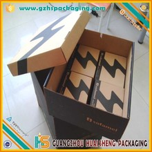 Customized Decorative Hot Sales Corrugated Storage Hard Drive Packing Box