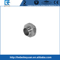 "1/2"" cast conical /flat union connector BW/BW for filter system"