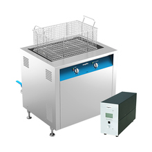 high power big capacity good quality ultrasonic bottle cleaner/ultrasonic brush cleaner/engine block ultrasonic cleaning machine