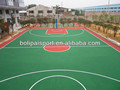 Elastic Acrylic Acid Court for Outdoor Tennis Court