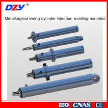 Metallurgical swing hydraulic cylinder honing machine