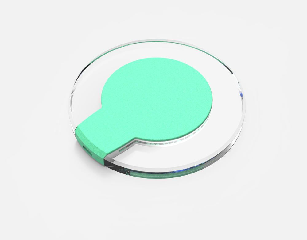 wireless charging receiver for for iphone 5 wireless charging qi pad