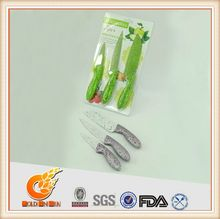 High quality and inexpensive ceramic utitlity sharp brand knives(KN13324)