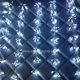 1M x 1.2M New Year Christmas Garlands LED String Christmas Lights Fairy Xmas Party Garden Wedding