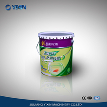 Yi Xin Machinery automatic tin paint can making machine