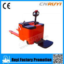 Heavy carriage electric pallet truck/pallet jack/pallet mover load 2ton