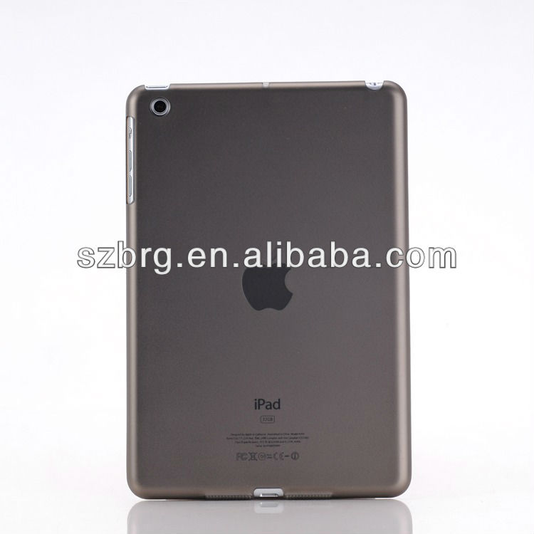2013 new arrival hard pc tablet case for ipad mini