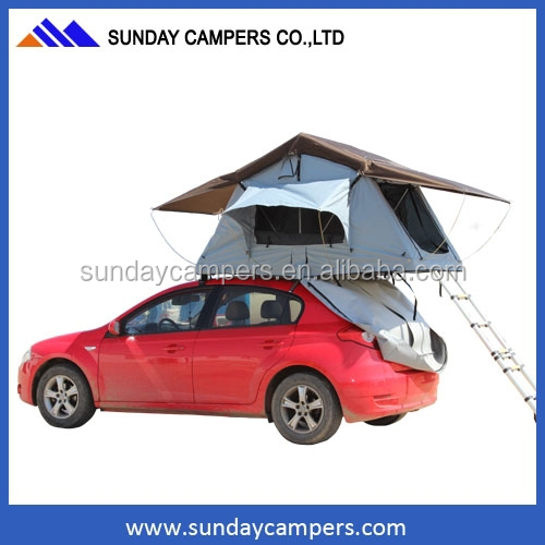 New product camper trailer 4x4 tent with metal hardware