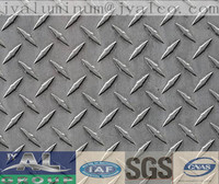 aluminum diamond plate for automobile , electric lift ,decoration and so on
