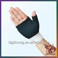 Neoprene wrist support wrist protector with strap gym wrist guard