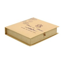 Customized design gift box with compartments cardboard box