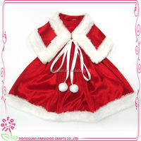 "Hot sale and cute christmas doll costume & custom 18"" evil doll costume"