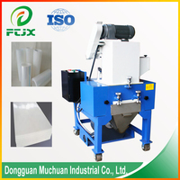 Mini easy mobile plastic plate crusher machine used crusher for sale
