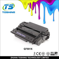 High Quality Compatible Toner Cartridge TOSHING Q7551X 7551XToner Cartridge with ISO1400& ISO9001&STMC