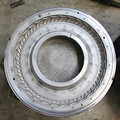 mould supplying for tire making