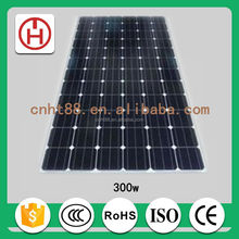 factory price 150w pv mono solar panel