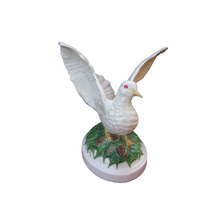 New Products Wedding Centerpiece Ceramic White Dove For Sale
