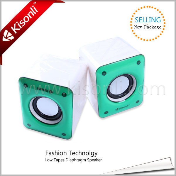 Shenzhen Speakers Factory Provide High Quality Cheap USB PC Speaker