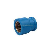pvc female adjustable coupling threaded With Brass Made In China