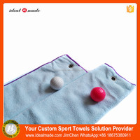 Guangdong Manufacturer wholesale 200pcs a lot solid plain color dyed cheap small sport towel