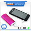 USB portable best quality aa battery power back for blackberry