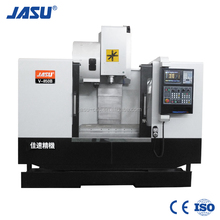 Jasu V-850B 3 Axis Boxway Type CNC Vertical Machining Center
