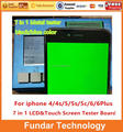 2015 Top version LCD Touch Screen Digitizer Testing Tester for iphone 6 plus 4 4S 5 5S 5C 6G full set