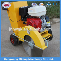 road cutter with Honda engine/ concrete cutting machine