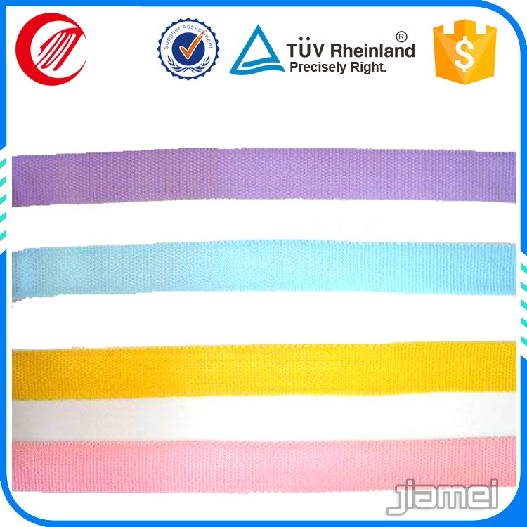 Custom webbing non-slip knitted elastic band silicone