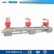 aluminum profile multi head combined drilling machine