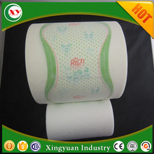 adult diaper raw materials full breathable lamination PE film