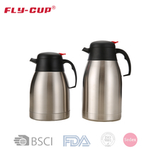 Double Wall Stainless Steel Customized Color 1000ml Coffee Pot Warmer