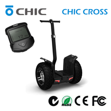 hangzhou CHIC CROSS stand up trike scooter With Handle Bar
