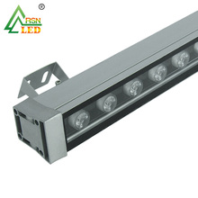 Exterior building 12W ip65 aluminum multi color led wall washer light with ce rohs