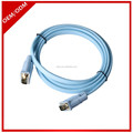 High speed flat vga male to vga male cable