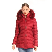 Competitive Price Top Quality Women Winter Jacket With Fur