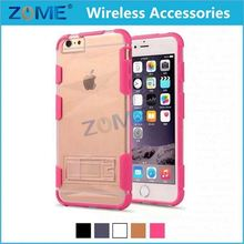 Bulk Buy From China PC & Tpu Silicone Hybrid Soft Case Cover Skin Protective For iPhone6 4.7 inch