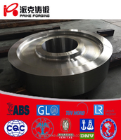 DIN forged parts for gear box