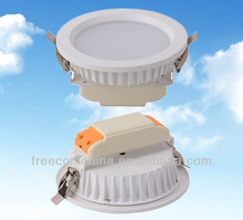 8 inch 24W Aluminum Die Casting SMD LED Downlight Lamp Shell