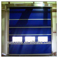 2013 Hot High Quality/Premium Stainless high speed roller doors