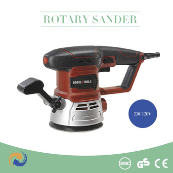150W(1.3A) Electric Cordless Mini Rotary Sander for Selling