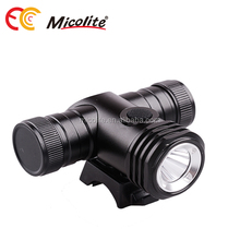 USB Rechargeable Electric Bike Light Led Bicycle Headlight Battery Powered
