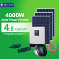 Chinese cheap 10kw free efficiency high energy generator small solar home system 4KW