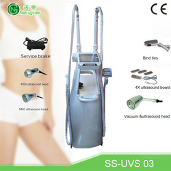 fashionable lose weight fast vacuum cavitation device M8+2 with ce