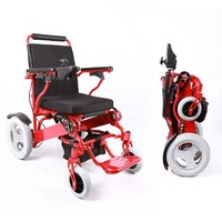 Portable Disabled Folding Electric Invacare Wheelchair